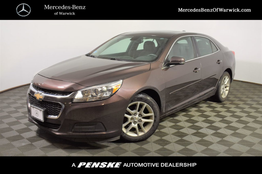 Pre-Owned 2015 Chevrolet Malibu 4dr Sedan LT w/1LT