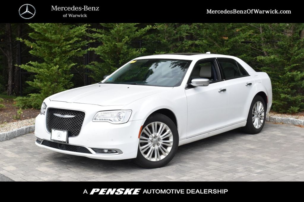 Pre-Owned 2015 Chrysler 300 4dr Sedan 300C Platinum AWD