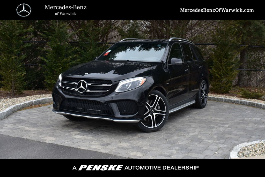 New 2019 Mercedes-Benz GLE AMG® GLE 43 4MATIC® SUV