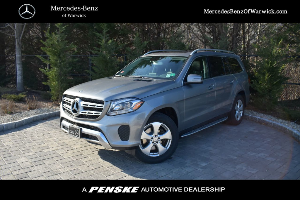 Certified Pre Owned 2017 Mercedes Benz Gls 450