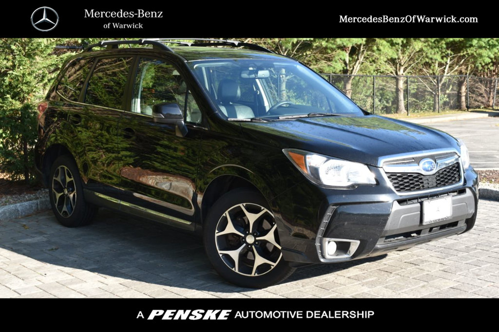 Pre-Owned 2015 Subaru Forester 4dr CVT 2.0XT Touring
