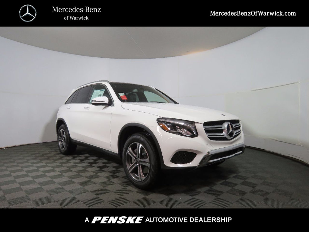 Pre owned 2018 mercedes benz glc glc 300 suv in warwick for Mercedes benz glc 300 accessories