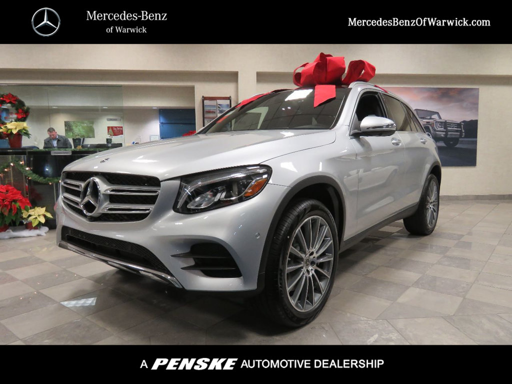 New 2018 mercedes benz glc glc 300 suv in warwick 73375 for Mercedes benz glc 300 accessories