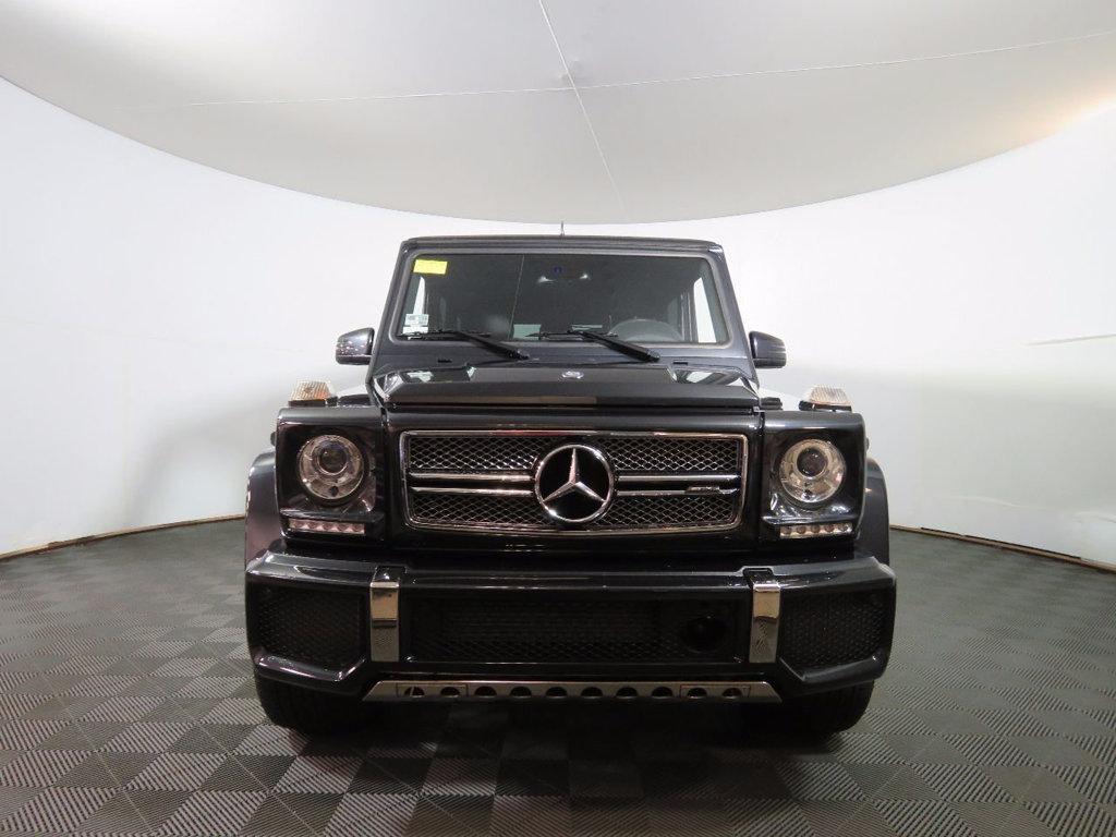 Certified pre owned 2016 mercedes benz g class amg g 65 for Pre owned mercedes benz g class