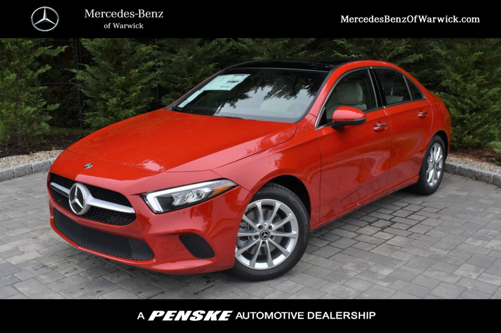 Pre-Owned 2019 Mercedes-Benz A-Class A 220 4MATIC® Sedan