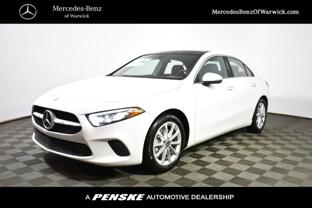 Pre-Owned 2020 Mercedes-Benz A-Class A 220 4MATIC® Sedan