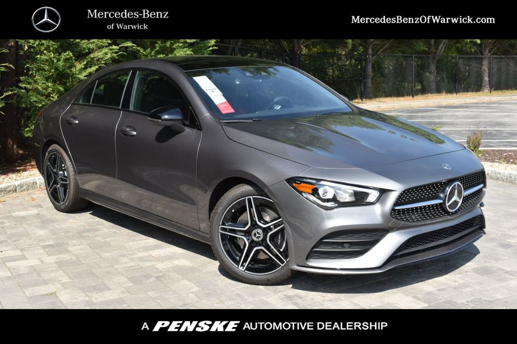 Pre-Owned 2020 Mercedes-Benz CLA CLA 250
