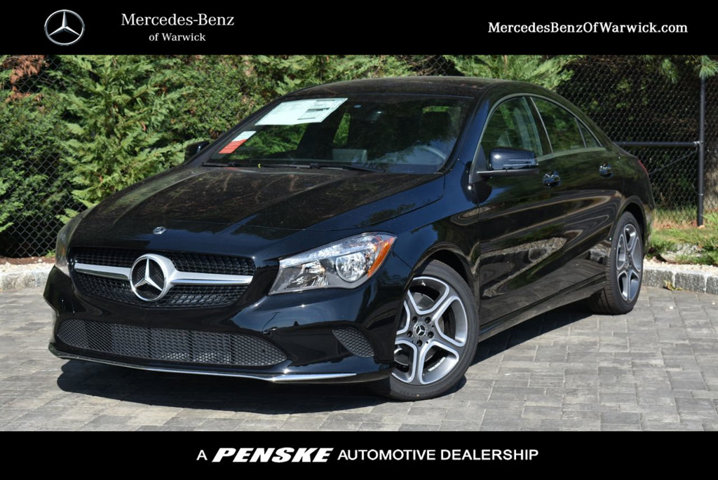 New 2019 Mercedes Benz CLA CLA 250 4MATIC® Coupe