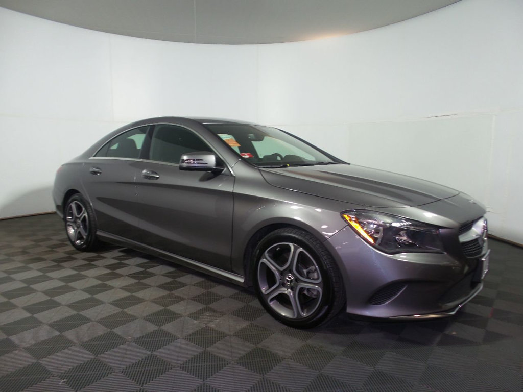 pre owned 2018 mercedes benz cla cla 250 coupe in warwick