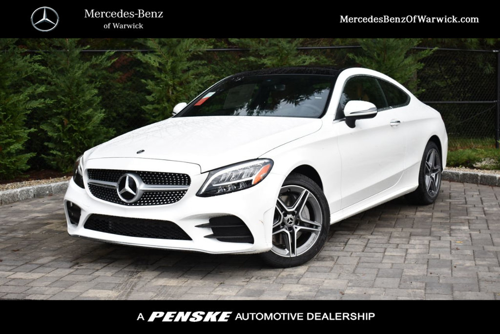 New 2019 Mercedes Benz C Class C 300 4MATIC® Coupe