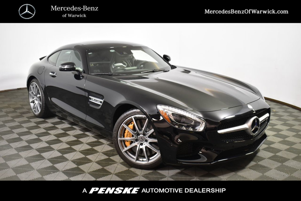 Certified Pre-Owned 2016 Mercedes-Benz GT AMG® GT S