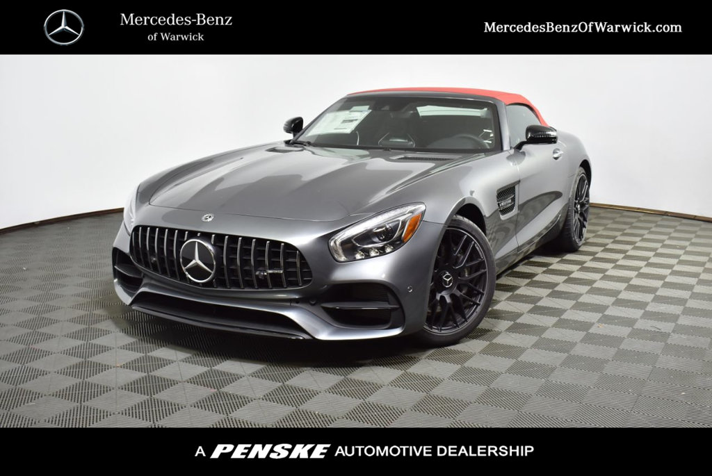 New Mercedes Benz >> New 2019 Mercedes Benz Amg Gt Roadster With Navigation