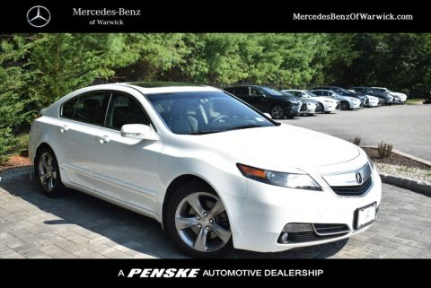 Pre-Owned 2014 Acura TL 4dr Sedan Automatic SH-AWD Tech