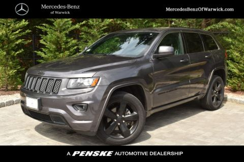 Pre-Owned 2015 Jeep Grand Cherokee 4WD 4dr Laredo Altitude