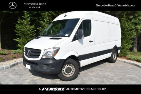 Pre-Owned 2018 Mercedes-Benz Sprinter 2500 Cargo Van