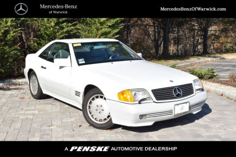 Pre-Owned 1992 Mercedes-Benz SL-Class