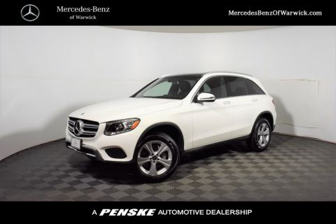 Pre Owned 2018 Mercedes Benz GLC GLC 300
