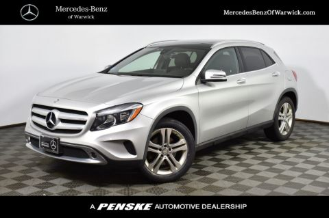 Certified Pre-Owned 2016 Mercedes-Benz GLA 4MATIC® 4dr GLA 250