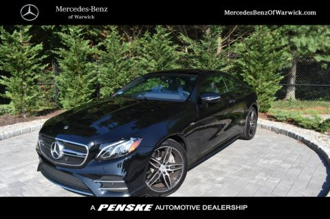 Certified Pre-Owned 2019 Mercedes-Benz E-Class AMG® E 53 4MATIC® Coupe