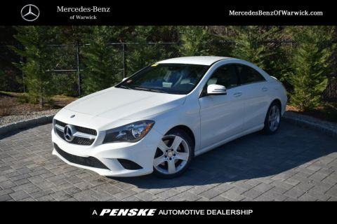 Certified Pre-Owned 2016 Mercedes-Benz CLA 4dr Sedan CLA 250 4MATIC®