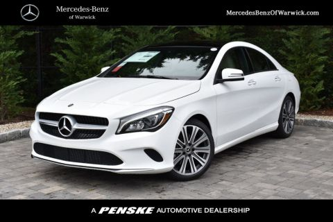 Pre-Owned 2019 Mercedes-Benz CLA CLA 250 4MATIC® Coupe