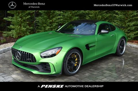 New 2020 Mercedes-Benz AMG® GT AMG® GT R Coupe